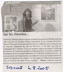 2005 Sud-Ouest