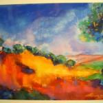 Corse aux milles couleurs - Pastel